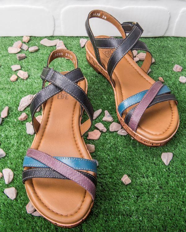Beta Deri Kadin Sandalet Siyah Kombin Beta Kadin Bayan Sandalet Modelleri Ve Fiyatlari Sandalet Kadin Siyah