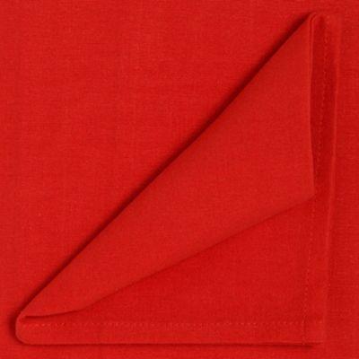 Debenhams Red medium rectangular cotton table cloth- at Debenhams.com