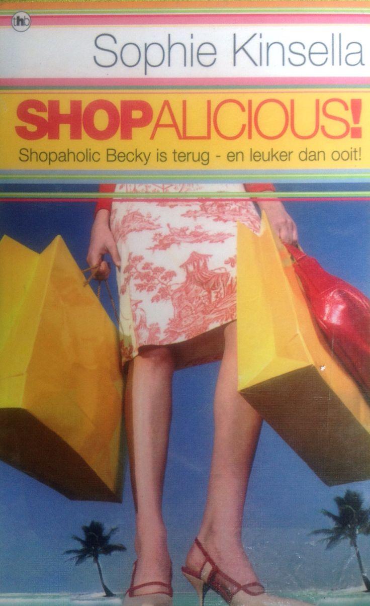 Sophie Kinsella: shopalicious!