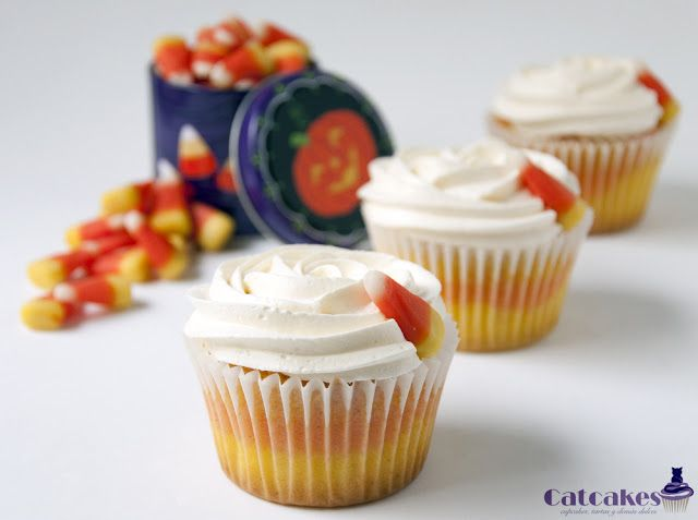 ... cakes muffin corn cupcakes candy corn cool desers candy corn cupcakes