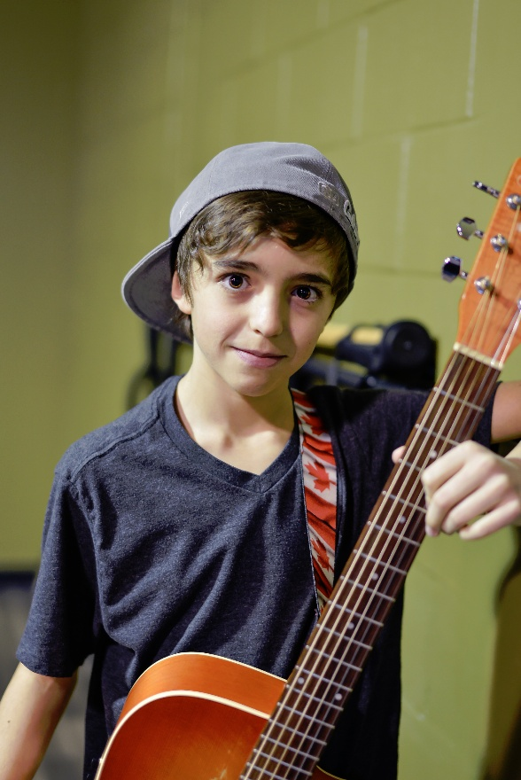 Young Talent You Should Meet in Milton: Gavin McLeod    Singer, Drummer, Guitarist: These are all musical titles that can be attributed to twelve-year-old Gavin McLeod, our next feature in the Young Talent You Should Meet in Milton series on Discover Milton. Read on to find out how he got his start (yes, parents, it was via a video game), about his Miltonian fan-following, and which big-name stadium he hopes to perform in one day.