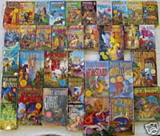 Any of the Xanth Series By Piers Anthony: Worth Reading, Xanth Series, Books Worth, Xanth Books, Love It, Movie, Pier Anthony, Favorite Books, 30 Years