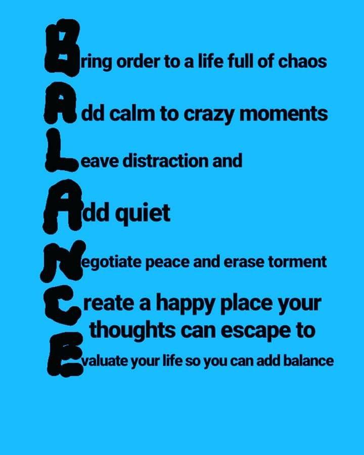 Balance Acrostic Poem Acrostic Acrostic Poem Poems