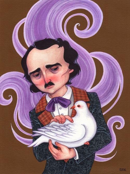 Shannon Knight y su dibujos caricaturescos - Antidepresivo
