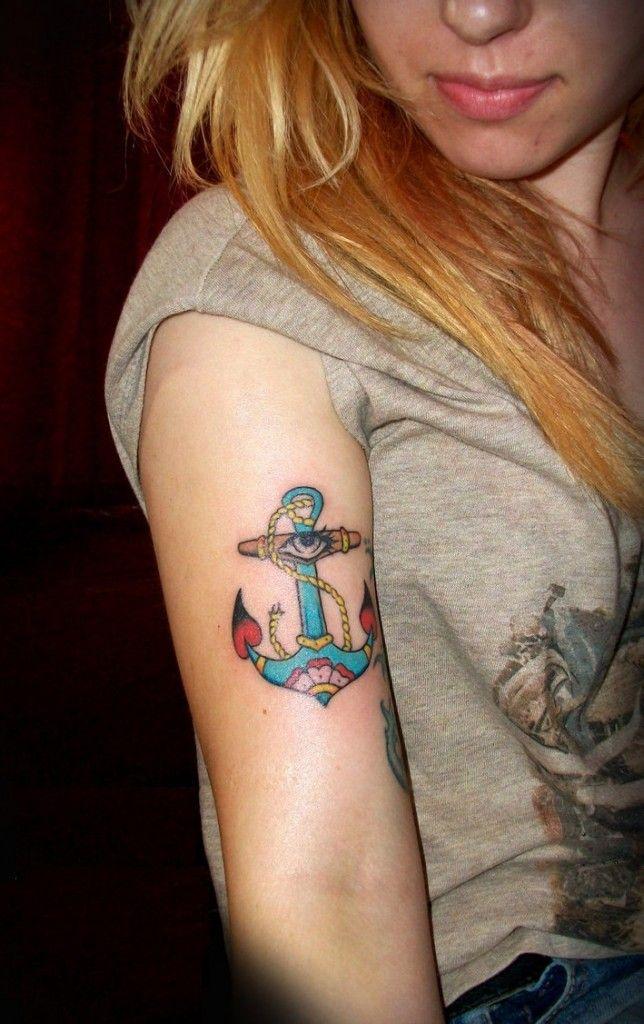 Tattoos Anchor