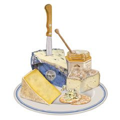 ✿Food & Beverages✿ Cheese Plate