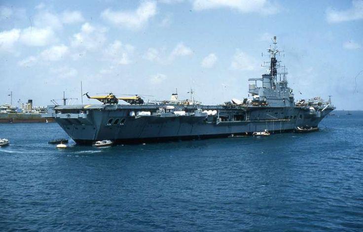 HMS CENTAUR R06