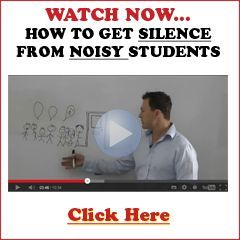 Classroom Management Strategies | 25 classroom management strategies to get silence from a noisy group of students