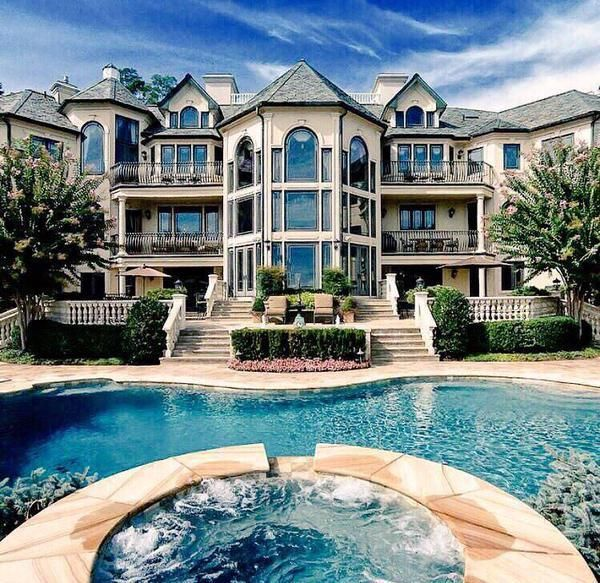 Beautiful Houses With Pools: Best 25+ Mansions Ideas On Pinterest