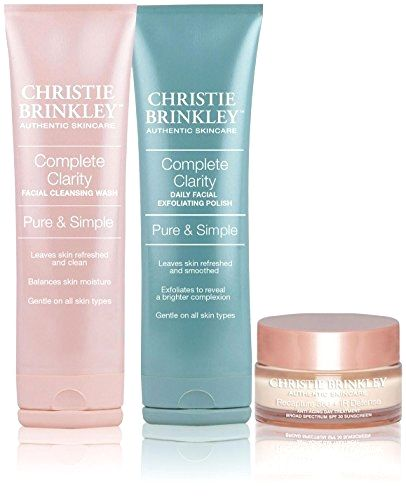 Christie Brinkley Authentic Skin Care 3-Piece Kit, 12.67 Ounce  BUY NOW     $49.00    Featuring anti-aging properties, this Christie Brinkley Authentic Skincare kit revitalizes your skin. This $85 Value, 3-piece  ..  http://www.beautyandluxuryforu.top/2017/03/08/christie-brinkley-authentic-skin-care-3-piece-kit-12-67-ounce/