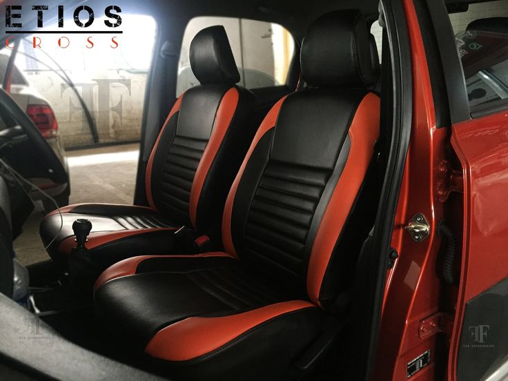 Customisation At It Best What An Sporty Look Car Seat CoversCar