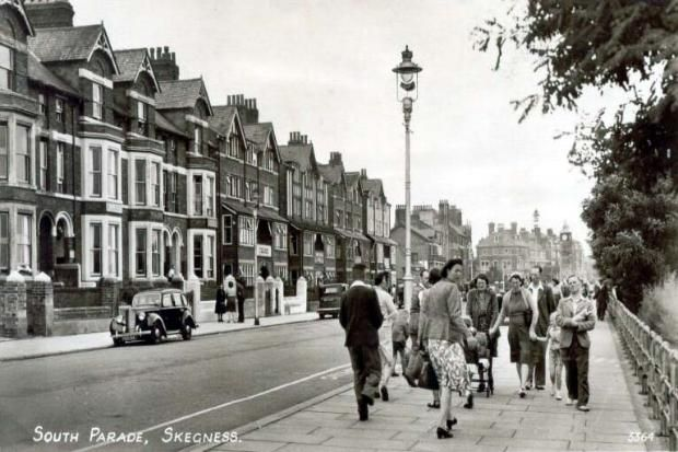 Skegness, South Parade
