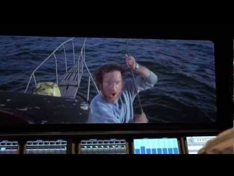 The restoration of Jaws for the long awaited Blu-ray release. It's still my favorite movie of all time.