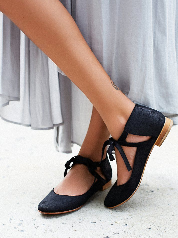 These flats are too cute!