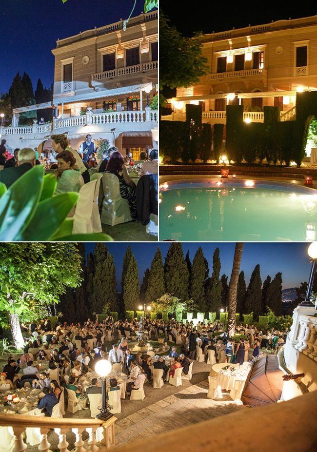 Wedding Venues in Granada | Fly Away Bride