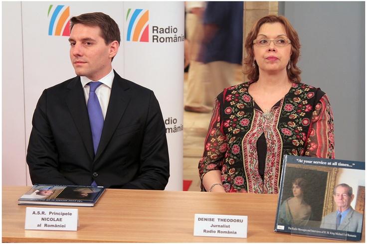 Seară Regală la Radio România (foto Alexandru Dolea)