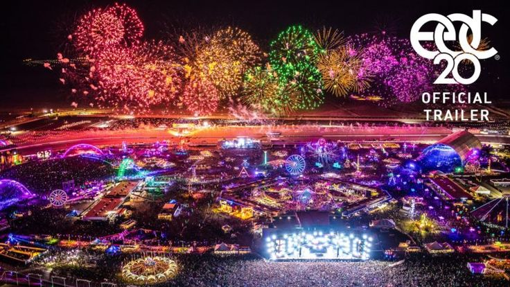 Let's Ready for Electric Daisy Carnival in USA.