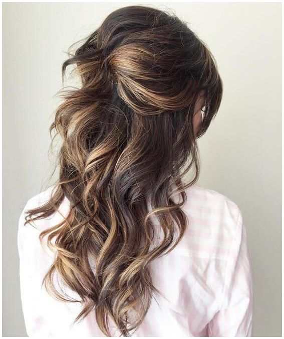 Long Wavy Hairstyles Beach Waves Hairstyles For Long Wavy Frizzy Hair Beautiful Long Layered Haircuts And Long Wa Hair Styles Long Hair Updo Hair Lengths