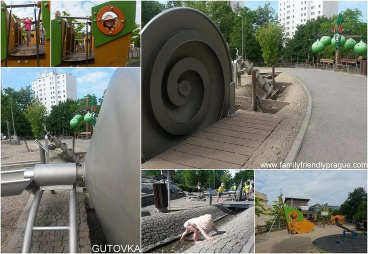 TOP 5 playgrounds in Prague