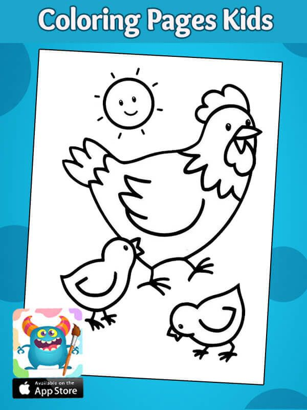 Coloring Pages For Kids To Print Coloring Book For Kids بالعربي نتعلم Coloring Books Coloring Pages For Kids Coloring Pages