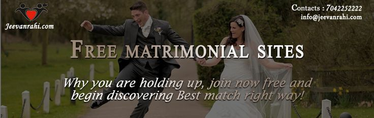 jeevanrahi.com #Matrimonial - The World's #1 Matrimonial Site 100% free  Matrimonial in India: Exchange your contact details for FREE!! India's only online matrimonial site provides online matrimony with free send messages service. Find suitable Indian & NRI brides and grooms for marriage. Register and send message for free for matchmaking services.
