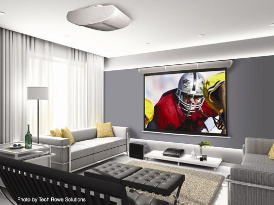 Living Room Theater best 20+ projector tv ideas on pinterest | projection screen tv