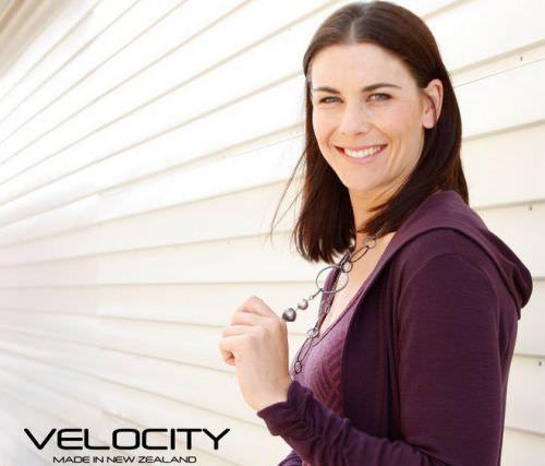 Velocity Merino Clothing Label