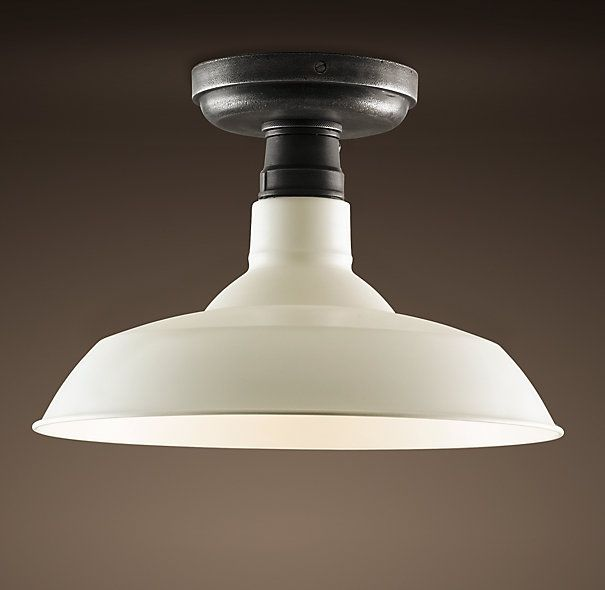 Barn Light Flush Mount: 1000+ Images About Light Fixtures On Pinterest