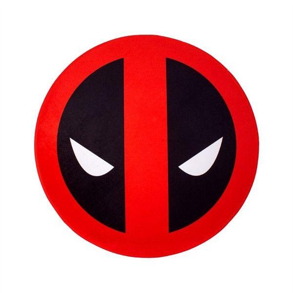 Jetzt Vorbestellen Marvel Teppich Deadpool Logo Preis 24 90 Vorbestellung Voraussichtlich Verfugbar Ab Dem 02 06 2020 Marvel Deadpool Teppich