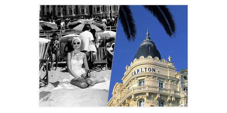 Hôtels au cinéma Le Carlton dans La Main au Collet http://www.vogue.fr/voyages/hot-spots/diaporama/les-htels-au-cinma-/16890