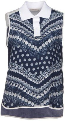 EMMA COOK Polo shirts - Shop for women's Shirt - Dark blue Shirt