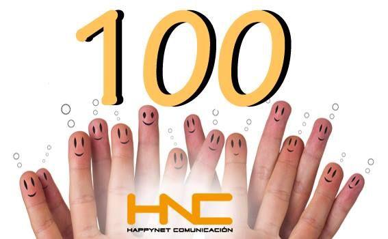 Para nuestros 100 primeros fans en Facebook