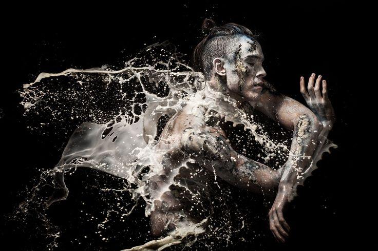 Flow - By Mandi Lynn  New Zealand Creative Photographer of the Year 2017