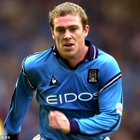 Richard Dunne - Manchester City