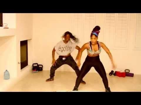 Tampa Twerk Dance Workout with Keaira LaShae - YouTube
