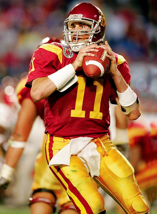 2004. Matt Leinart - I'll always love this guy