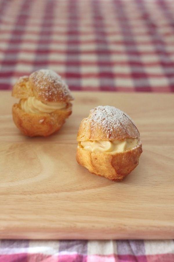 失敗しない!洋菓子店のような本格シュークリームの作り方   レシピサイト「Nadia   ナディア」プロの料理を無料で検索