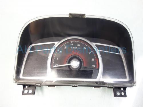 Used 2007 Honda Civic LOWER ODOMETER  78200-SVB-A51 78200SVBA51. Purchase from https://ahparts.com/buy-used/2007-Honda-Civic-Speedometer-Instrument-Gauge-Cluster-LOWER-ODOMETER-78200-SVB-A51-78200SVBA51/104478-1?utm_source=pinterest