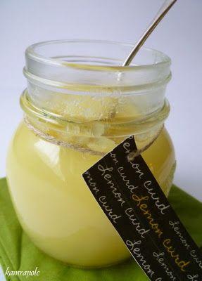 kamrapolc: Lemon curd - a tojás nélküli citromkrém