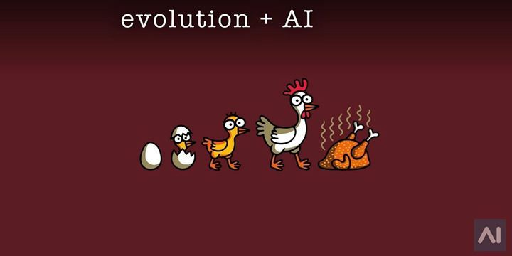 AI is the Next Step in Human Evolution https://www.artificial-intelligence.blog/news/ai-is-the-next-step-in-human-evolution  Until now #human #evolution was biological. Weve developed additional layers of the #brain   upright posture and other physical attributes to adapt to our ever-changing environment.  #ai #ArtificialIntelligence #biology