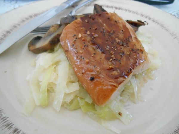 The Jan topic is fish and seafood, and my mind jumped to my time living in Iqaluit, Nunavut and being able to buy locally caught Char along with many other kinds of freshly caught seafood and wild …