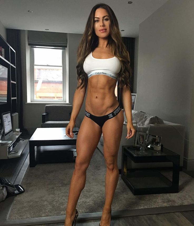 sexy fitness girl