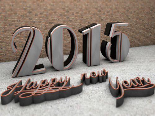 물음표 느낌표 ... 마침표™ 그리고 睿響(예향) 희망 2015 새해 복 많이 받으십시오!