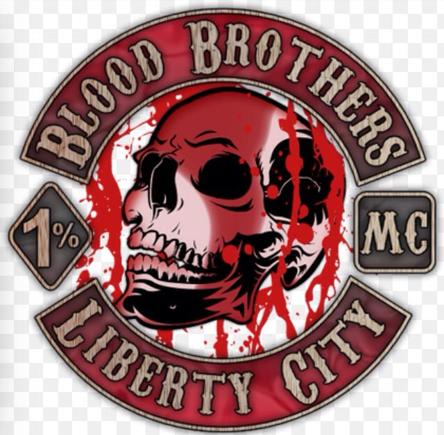 Motorcycle Club Patches Motorcycle Club Back Patch ... Brothers MC - Liberty City Patch Mc, Wheels Move, Motos 15, Bike Patch