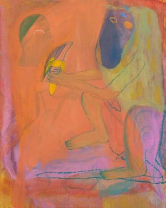 RHYS LEE, PAINTING, ART