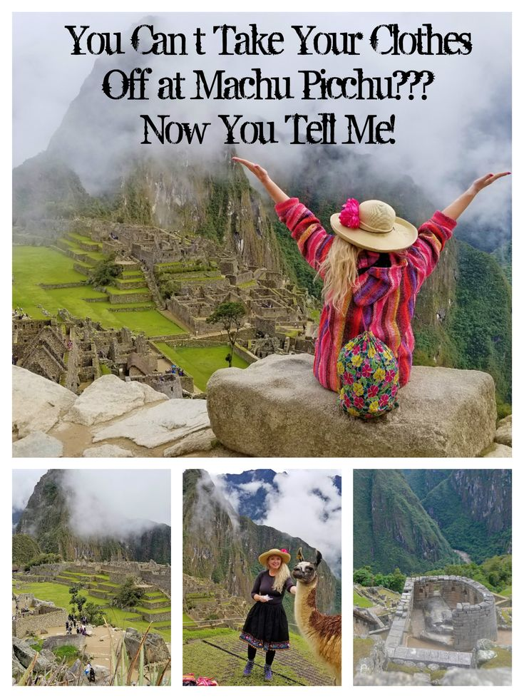Peru. The exact purpose of the remote and sprawling bastion of Machu Picchu remains shrouded in mystery. Now, to preserve the ancient site for future generations, new, stricter regulations have been imposed.