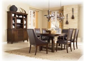 Perfect Holloway Dining Room Set By Millennium By Ashley Furniture, New Chairs