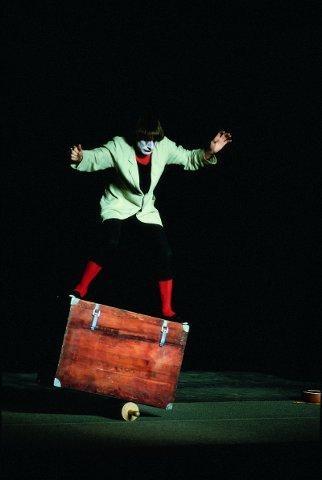 Teatro Dimitri in Verscio!
