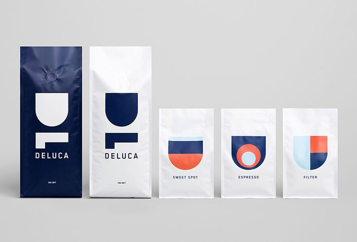 Picture of 9 designed by Christopher Doyle & Co. for the project Deluca Coffee. Published on the Visual Journal in date 24 October 2016