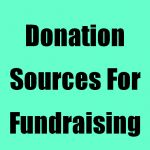 101 Sources For Fundraising Auction Donations